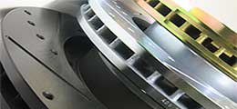 Zinc Plated Rotors